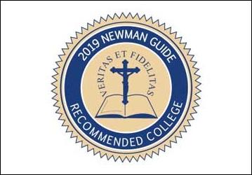 Newman Guide Badge 2019