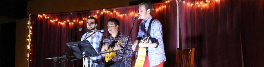 Slideshow: Spring <br>Open-Mic Night, 2018