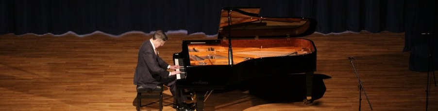 Pianist Peter Serkin Plays Inaugural Concert for <br>St. Cecilia Hall