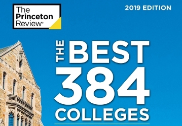 Princeton Review Guide 2019 Cover