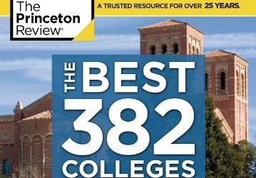 Princeton Review 2018