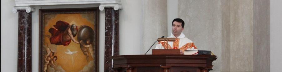 California <br>St. Thomas Day Homily: <br>Rev. Dominic Legge, O.P.