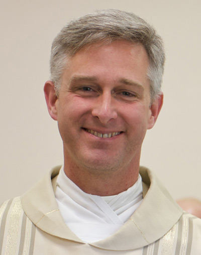 Rev. Sebastian Walshe, O.Praem. ('94)