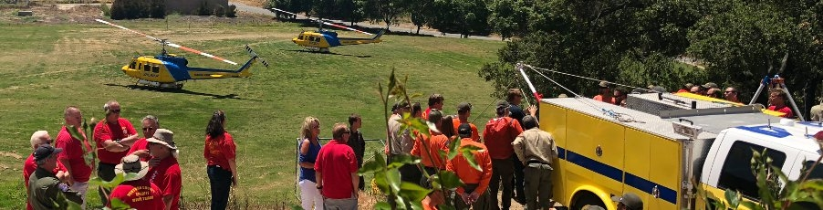 College Hosts Ventura County Search & Rescue Volunteers