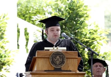 Benjamin Trull Commencement 2019