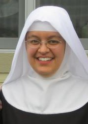 Sr. Mary Josepha (Kathleen'07) Holcomb