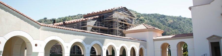 Slideshow: St. Cecilia Hall Progress Update, July 2017