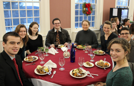 The New England St. Thomas Day Dinner