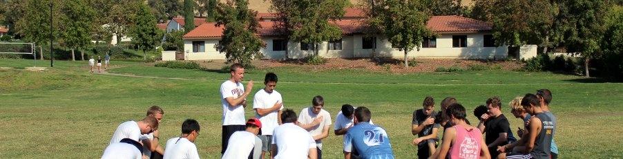 Photos: TAC vs. St. John's Seminary Ultimate Frisbee