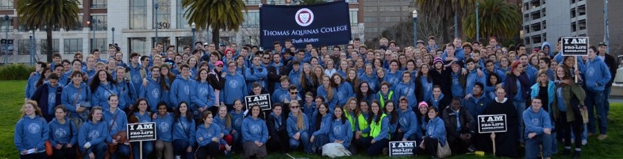 Slideshow: Students Lead the Way at Walk for Life 2016