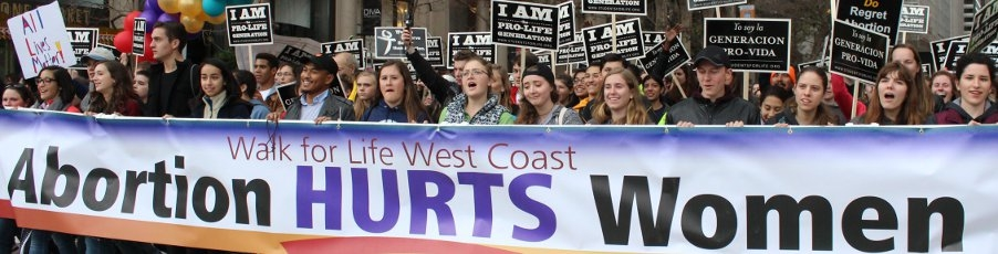 Slideshow: Students Lead the Way at Walk for Life 2017