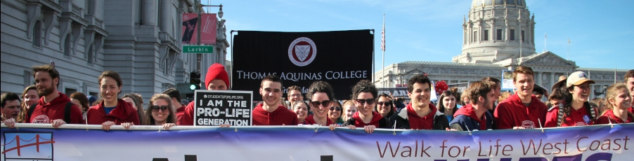 Three Opportunities to March for Life with <br>TAC Students!