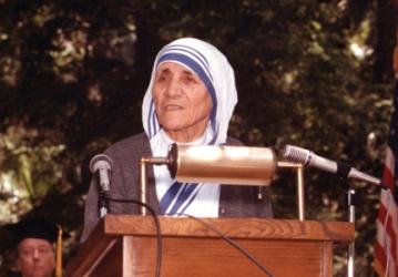 Mother Teresa Slideshow #1