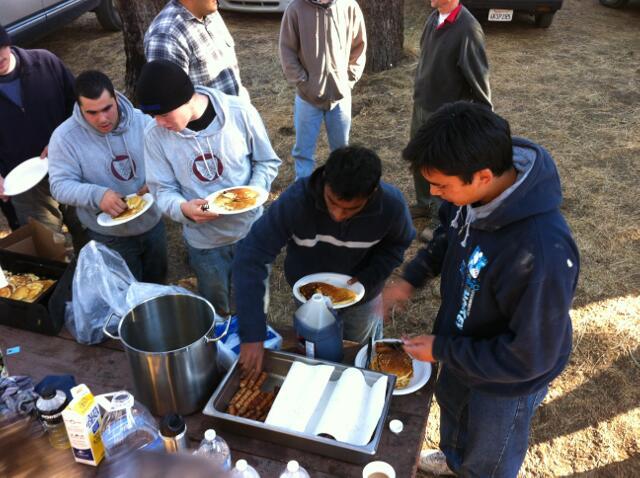 2011 Men's Camping Trip 13