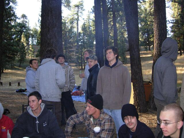 2011 Men's Camping Trip 14