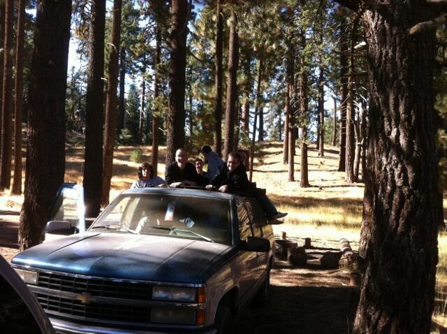 2011 Men's Camping Trip 15
