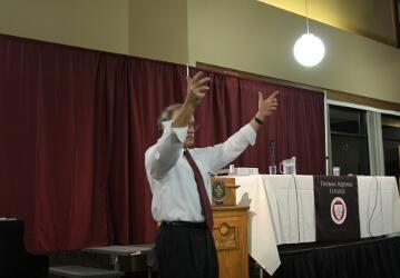 2011-11-11 Dr. Peter Kalkavage 02