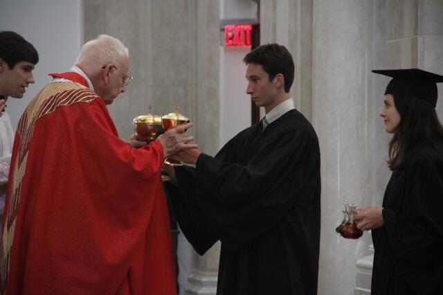 2012 Baccalaureate Mass 11