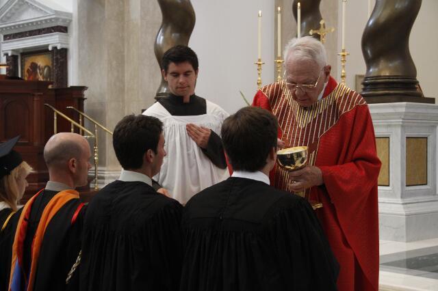 2012 Baccalaureate Mass 12