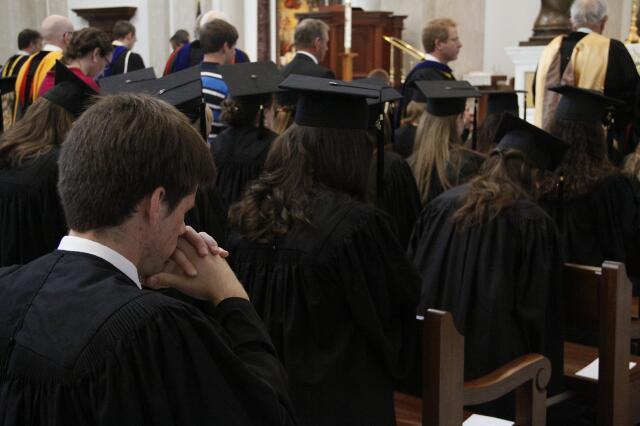 2012 Baccalaureate Mass 13