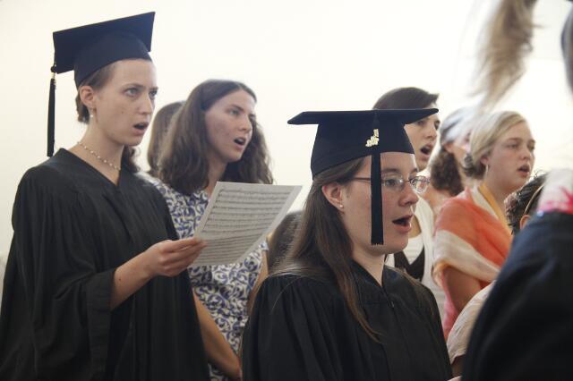 2012 Baccalaureate Mass 14