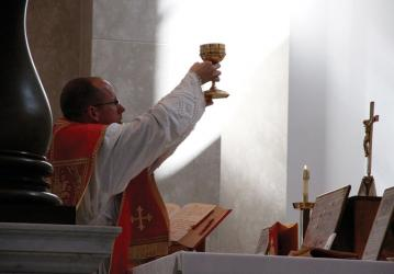 perhaps even to discern your vocation