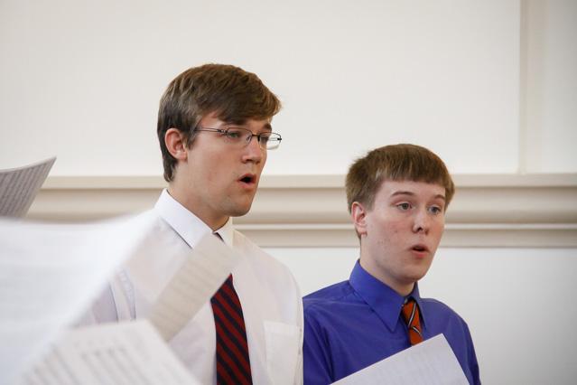 The Thomas Aquinas College Choir