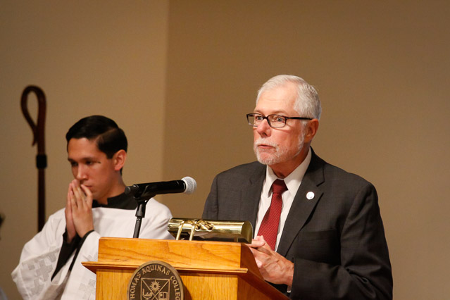 President Michael F. McLean