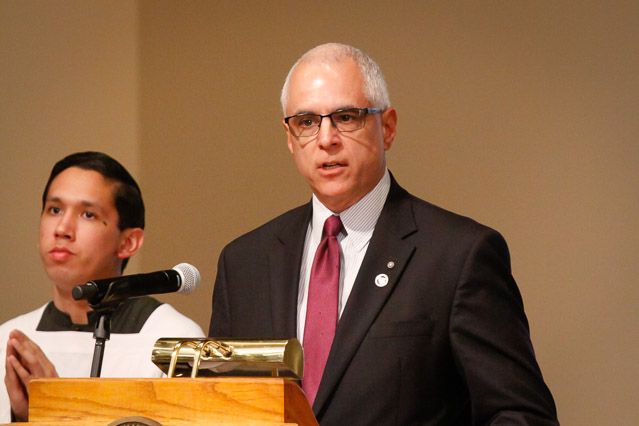 Chairman of the Board of Governors R. Scott Turicchi