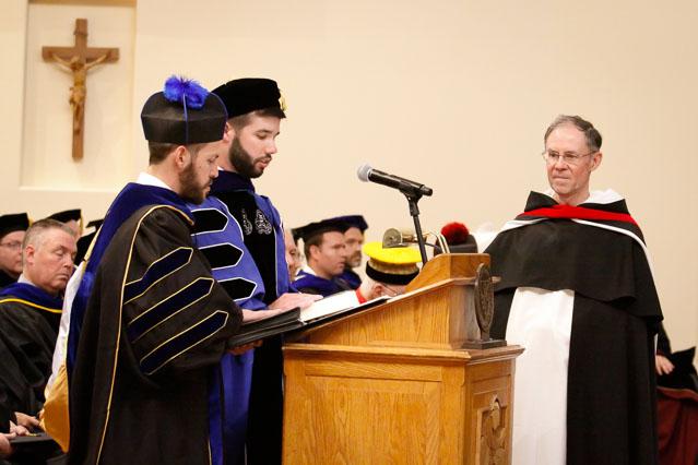 California Matriculation Ceremony 2019