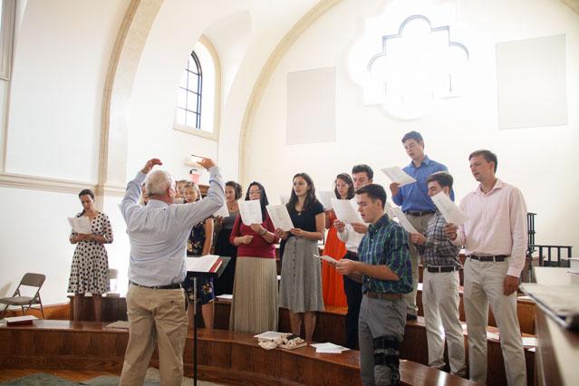 California Convocation Mass 2019