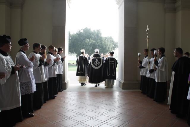 Ronald McArthur Funeral -- 03