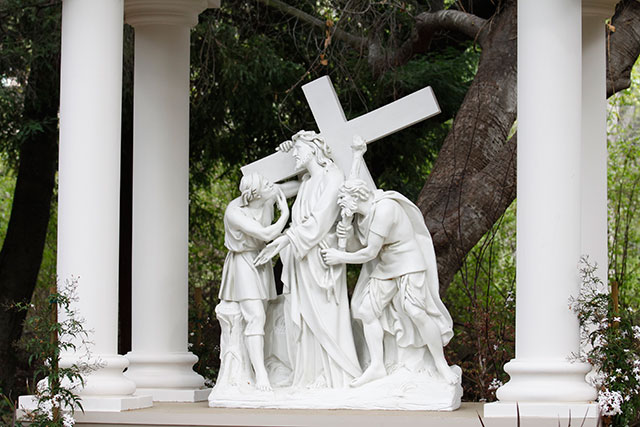 Stations of the Cross -- 02