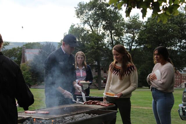 All College Picnic New England 2019
