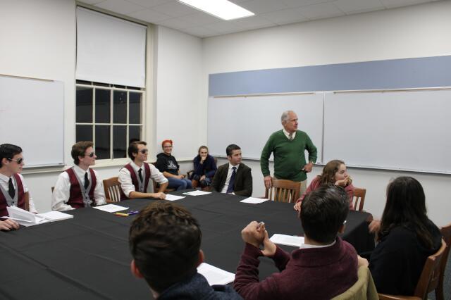 All College Seminar New England 2019