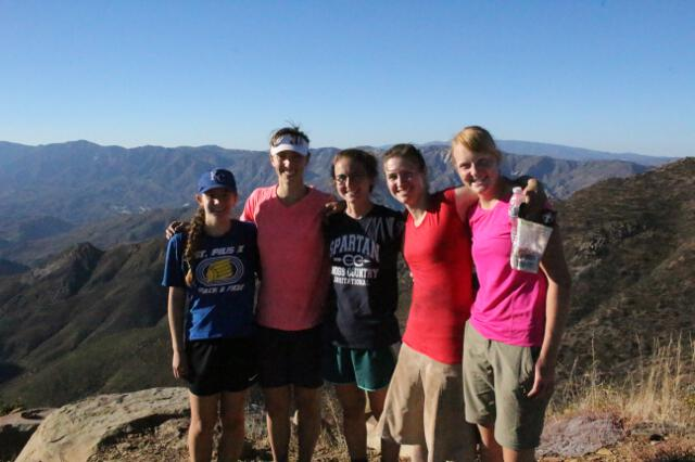 Student Backpacking Trip 2018