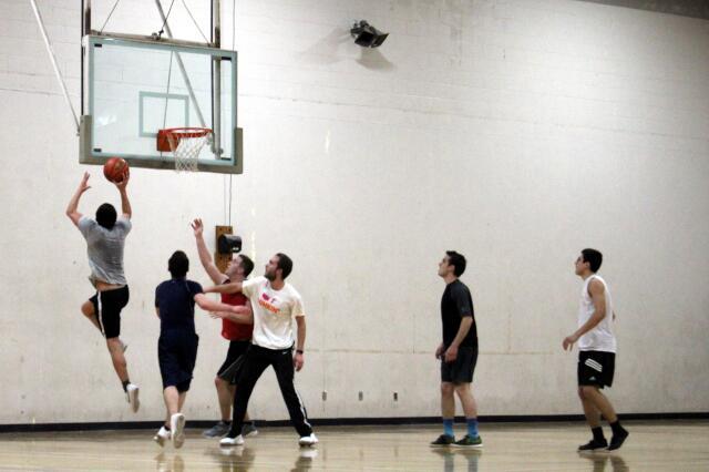 Basketball Finals -- New England 2020