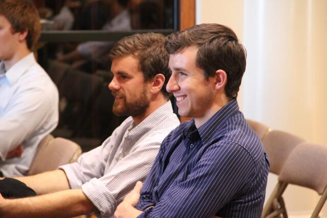 Career Forum 2014 -- 07