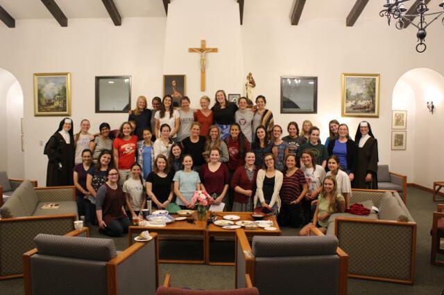 Carmelite Visit 2018