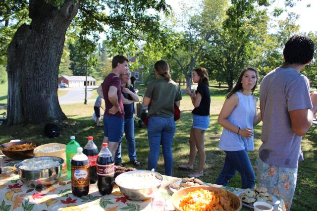 CC Party for New England Students 2019