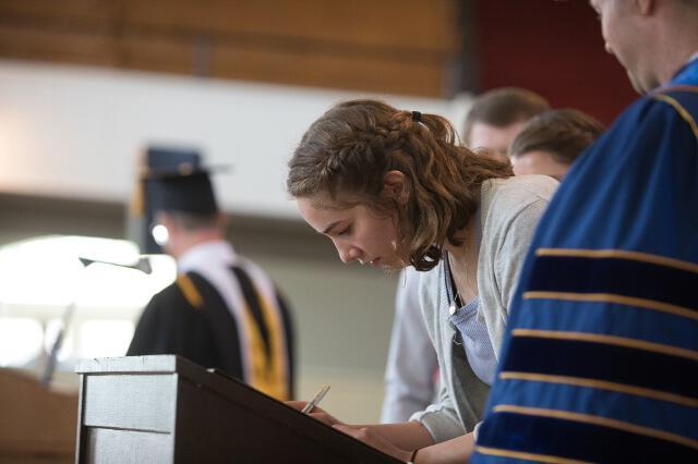 New England Convocation 2019 -- Matriculation Ceremony