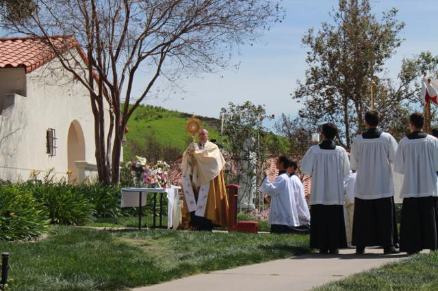 Divine Mercy Procession 2018
