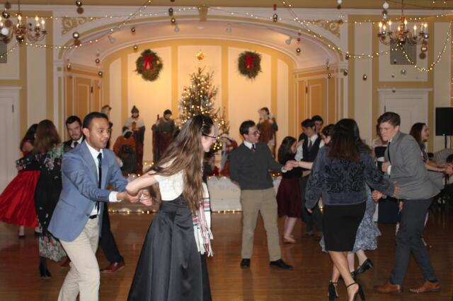 Epiphany Dance -- New England 2020