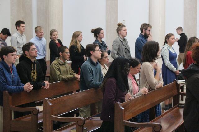 Fall Exams Blessing -- California 2019