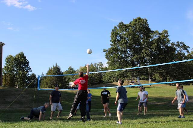 Fall Volleyball New England 2019