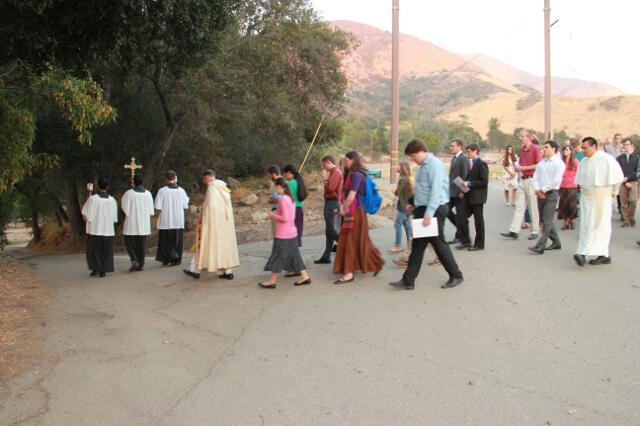 Fatima Rosary Procession 2017
