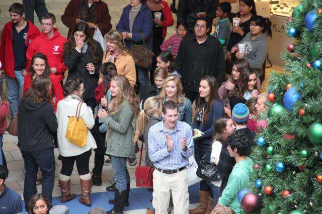 Flash Mob 2013 -- 11