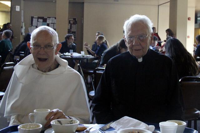Fr. Buckley 90th Birthday -- 10