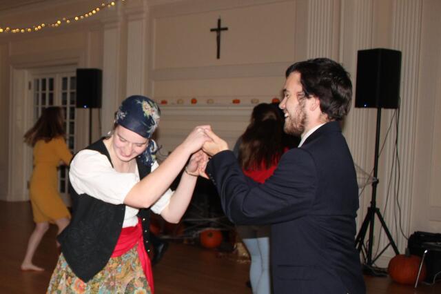 Harvest Dance New England 2019