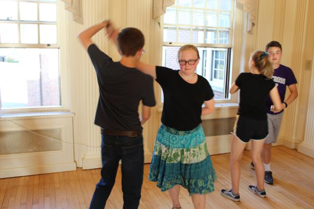 HSSP-NE19 -- 2nd Dance Class